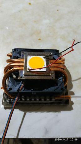 Cob led Cree 3070N Прожектор фито лампа светильник