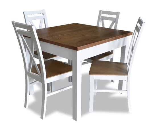 Zestaw do jadalni Z41 - stół + 4 krzesła