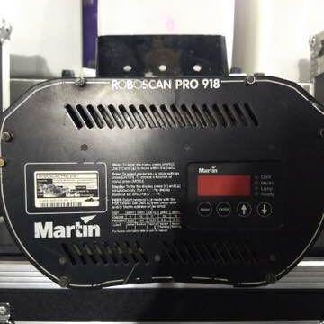 3 Martin robo scan 918
