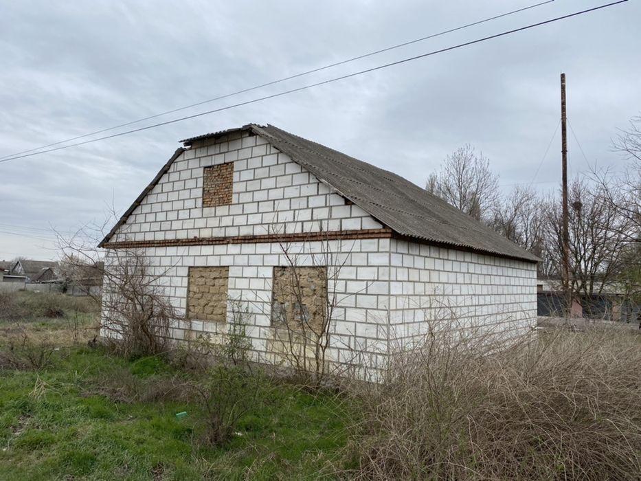 Продам недостроенный дом Измаил - изображение 1
