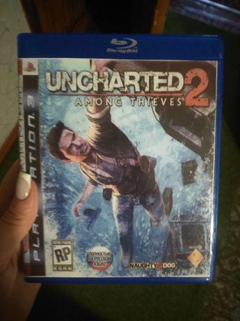 Диск игровой на PS 3