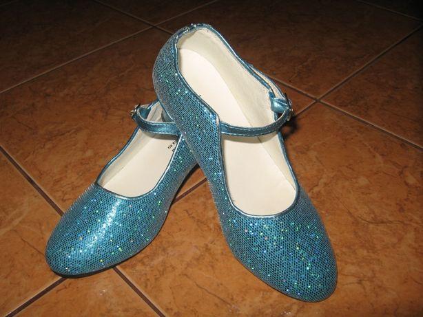 Красивые туфли для танцев La Senorita