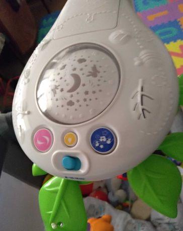 Karuzela na łóżeczko Smily Play grająca
