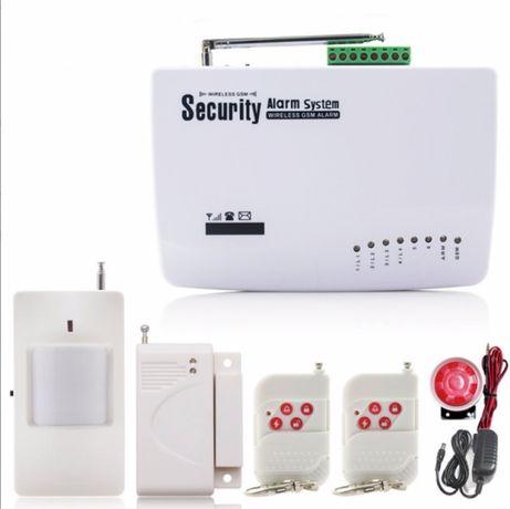 GSM сигнализация iS-2 беспроводной комплект