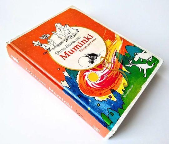 T. Jansson - Muminki. Księga pierwsza