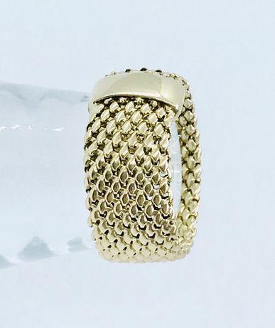 Złoty pierścionek 585.