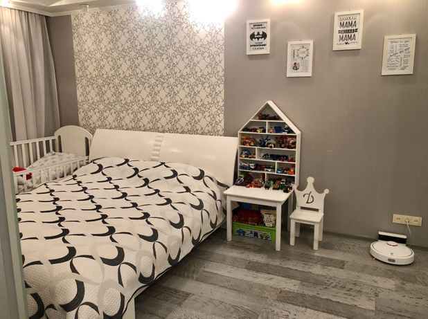 Квартира 1-к на Академика Вильямса с ремонтом Киевский р-н YU