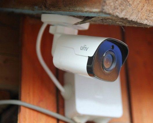 Установка камер видеонаблюдения в Обухове. Сигнализация. Электрика