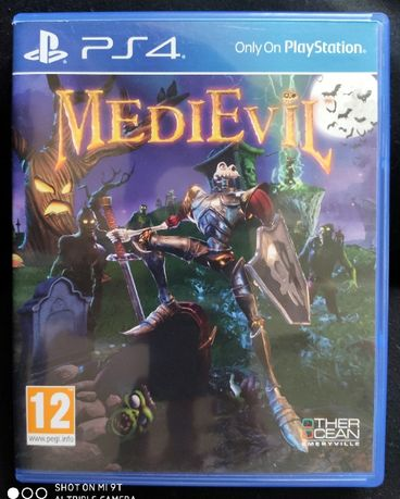 MediEvil PL. - PS4