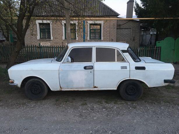 Продам по т.п Москвич АЗЛК 2140-1985г.в.