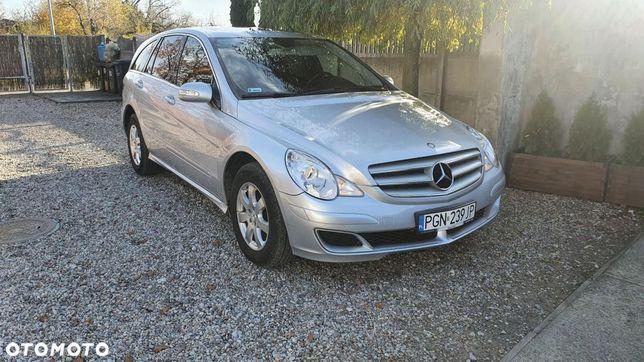 Mercedes-Benz Klasa R 4x4 100% sprawny Pełen serwis Możliwa zamiana na innego mercedesa
