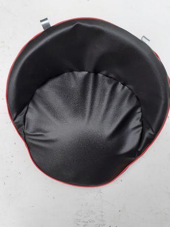 pokrowiec z gąbką poduszka na siedzenie fotel c 330 c 360 c 328 ursus