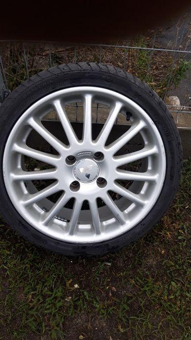 Felgi aluminiowe 4x114.3x17 Toruń - image 1