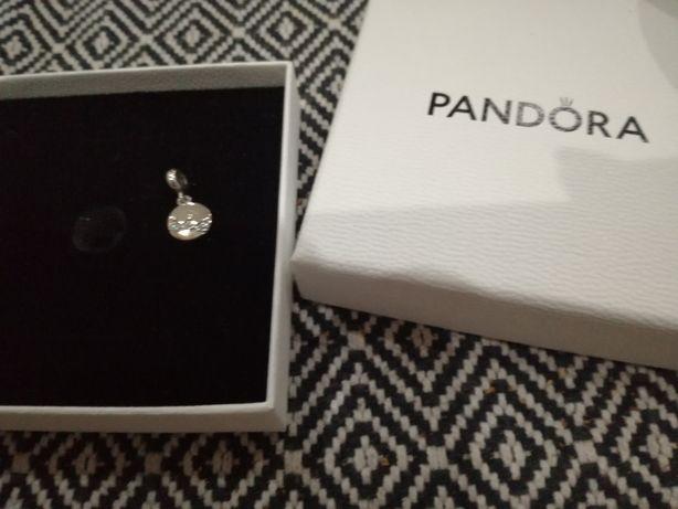 Charms zawieszka z lsniaca korona,nowa,Pandora