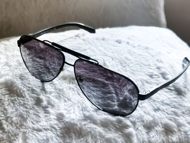 Okulary Prada przeciwsłoneczne męskie