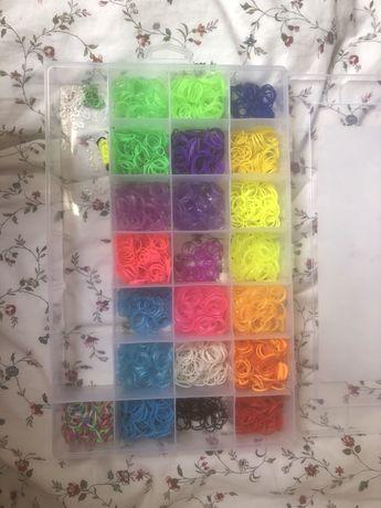 gumeczki kolorowe