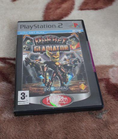 Gra do PS2 Ratchet Gladiator