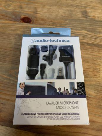 Микрофон петличка Audio-Technica ATR3350iS