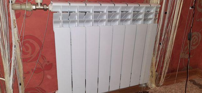 Бимиталический радиатор 8 секций