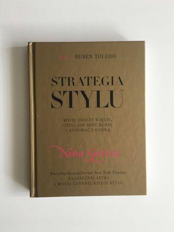 Nina Garcia - Strategia stylu, książka, poradnik, lifestyle