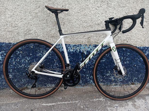 Bicicleta estrada Scott addict 2021 disc