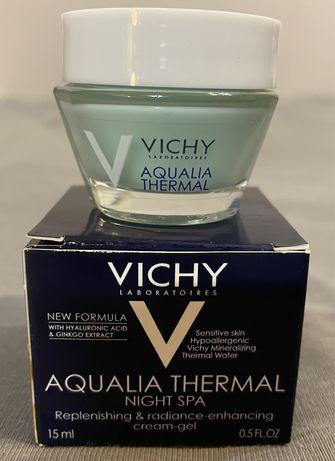 Krem VICHY Aqualia Thermal Night SPA,15ml, NOWY