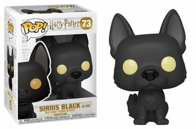 Harry Potter Syrius Black as Dog 73 Funko Pop Poznań - image 1