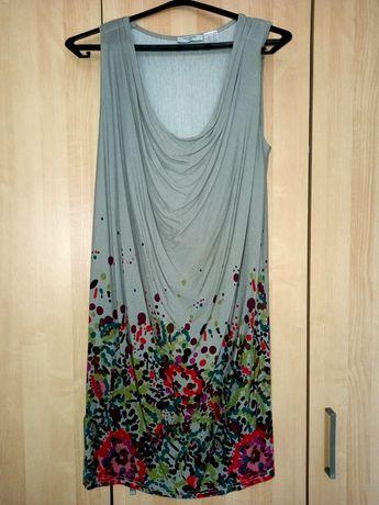 Vestido drapeado La Redoute 34/36