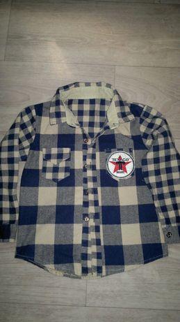 Стильная рубашка для мальчика