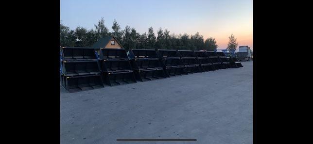 Łyżka do materiałów sypkich Łycha trapezowa INTERTECH dostawa raty
