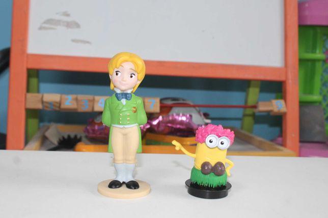 """Принц Джеймс персонаж """"Софії прекрасної"""", посіпака колекційна фігурка"""