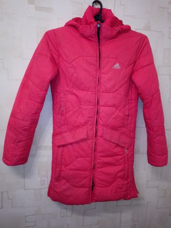 Пуховик куртка Adidas m