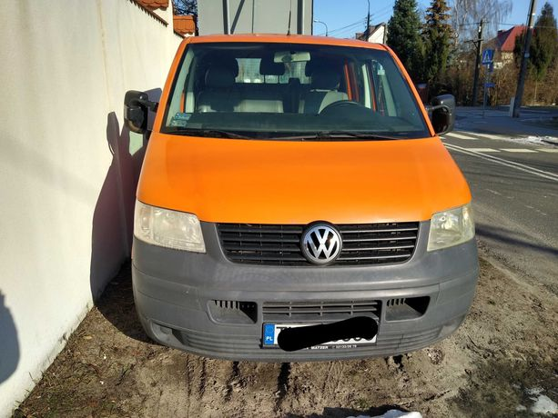 Volkswagen Transporter Doka T5