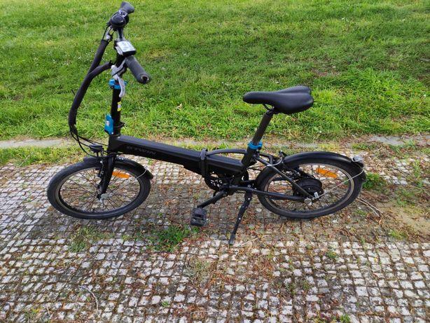 Bicicleta Elétrica Dobrável TILT 500 Preto
