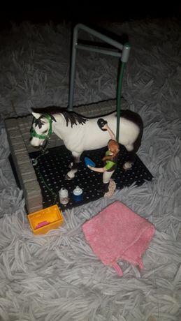 HIT zestaw myjnia dla koni SCHLEICH
