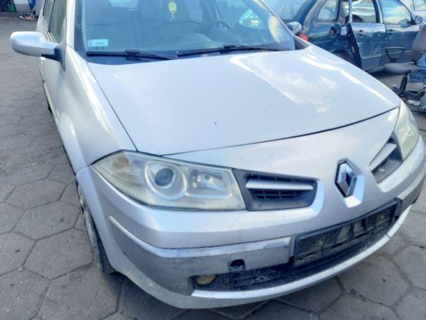Renault Megane II kombi lift maska i inne