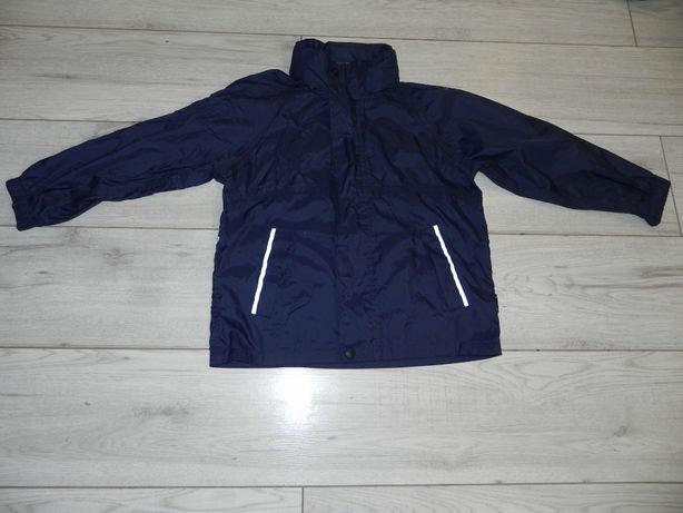 Sprzedam kurtkę przeciwdeszczową marki Regatta na 7-8 lat i 127 cm