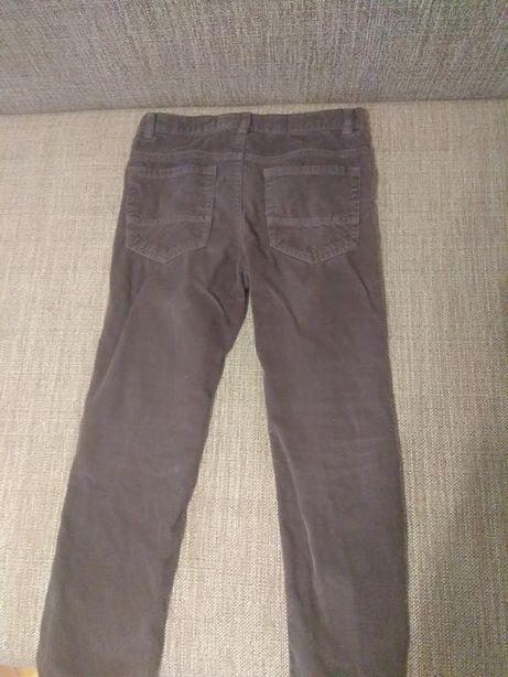 Велюровые брюки на мальчика