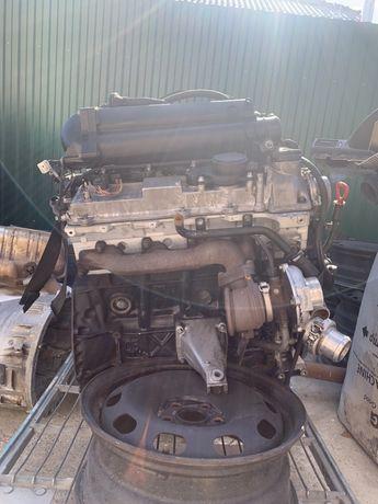 Мотор в зборі mercedes w211 2.2 cdi