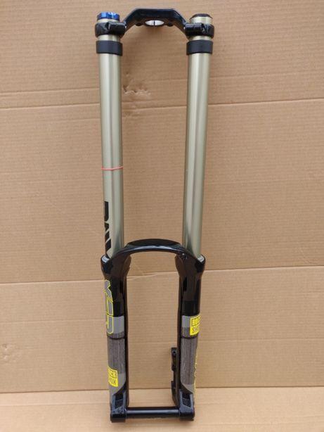 Amortyzator rowerowy dwupółkowy Rock Shox Boxxer RC 26'' [am-271]