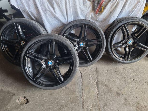 Jantes bmw 19 com pneus