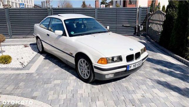 BMW Seria 3 Bmw e36 318is klima szyberdach el szyby idealna 26r właśćiciel