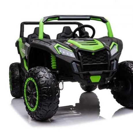Elektryczny Auto Buggy Pompowane koła 24V do 110 kg, do 18 km/h