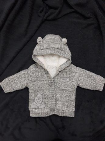 Дитяча тепла кофта 0-5 місяців