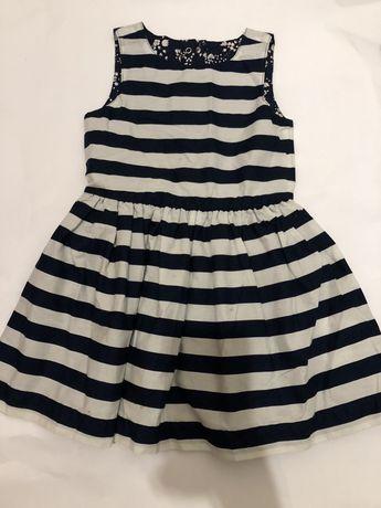 Dwustronna sukienka Palomino rozmiar 104 piękna