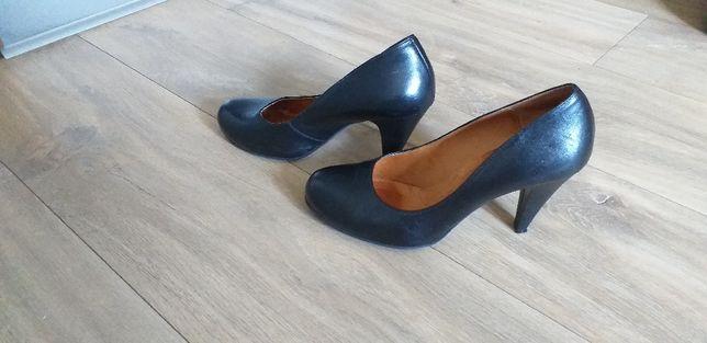 Buty skórzane Rylko 38
