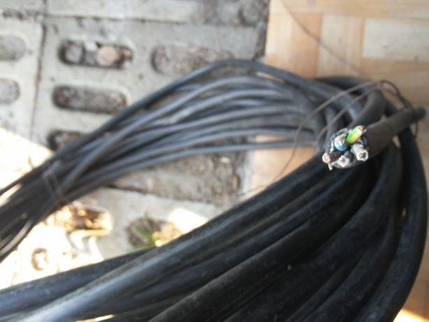 Kabel. 5 zylowy 5x1,5 siłowy, drut