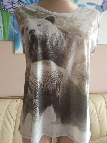 ZARA Bluzeczka dobra na L/XL