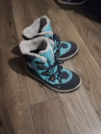 Buty zimowe śniegowce Quechua
