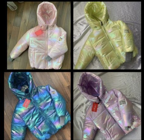 курточка весенняя на девочку 122-146